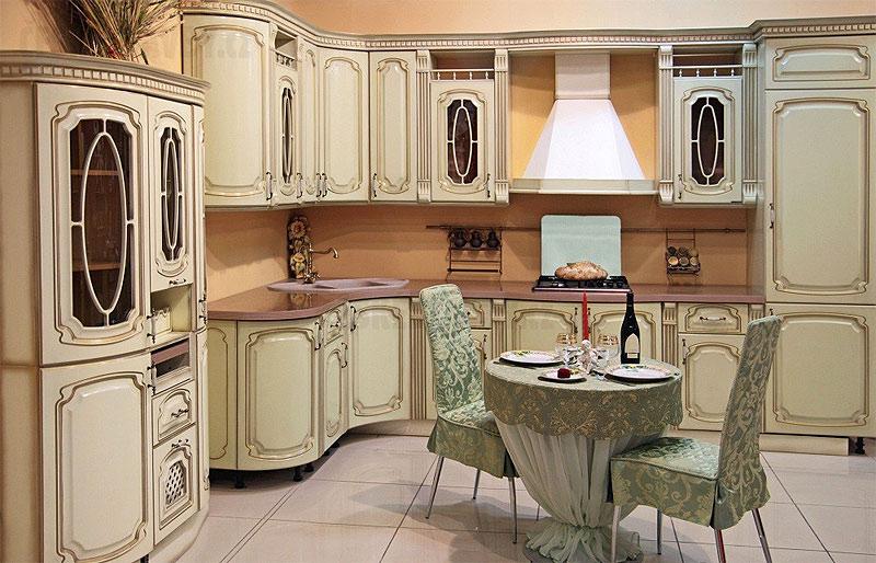 кухни на заказ в москве недорого фото